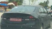 2018 Maruti Ciaz facelift rear angle
