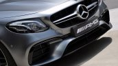 2018 Mercedes-AMG E 63 S review grille
