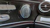 2018 Mercedes-AMG E 63 S review speaker