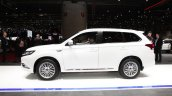 2019 Mitsubishi Outlander PHEV (facelift) profile at GIMS 2018