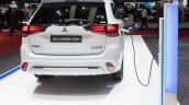2019 Mitsubishi Outlander PHEV (facelift) rear at GIMS 2018