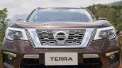 7-seat Nissan Terra front
