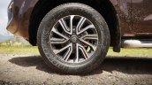 7-seat Nissan Terra wheel left side