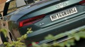 Audi A5 Cabriolet review badge