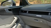 Audi A5 Cabriolet review dashboard trim