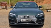 Audi A5 Cabriolet review front