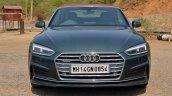 Audi A5 Cabriolet review front