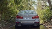 BMW 5-Series 530d review rear