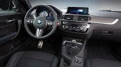 BMW M2 Competition interior dashboard