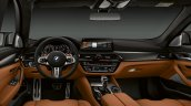 BMW M5 Competition interior dashboard