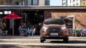 Ford EcoSport S front