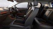 Ford EcoSport S interior cabin