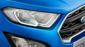 Ford EcoSport Signature edition grille