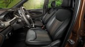 Ford Ka FreeStyle interior front seats