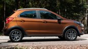 Ford Ka FreeStyle profile
