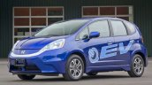 Honda Fit EV front three quarters