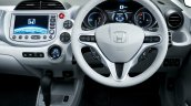 Honda Fit EV interior dashboard driver side