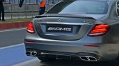 Mercedes-AMG E63 S 4MATIC+ rear