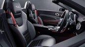 Mercedes-AMG SLC 43 RedArt interior
