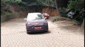 New Hyundai Santro (Hyundai AH2) spy shot front