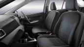 Perodua Bezza GXtra front seats