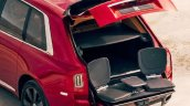 Rolls-Royce Cullinan rear three quarters Viewing Suite leaked image