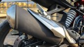 TVS Apache RR 310 Black detailed review exhaust