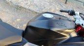 TVS Apache RR 310 Black detailed review fuel tank