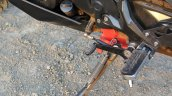 TVS Apache RR 310 Black detailed review gear shifter