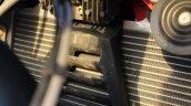 TVS Apache RR 310 Black detailed review radiator