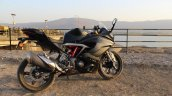 TVS Apache RR 310 Black detailed review right side