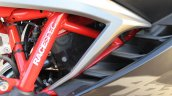TVS Apache RR 310 Black detailed review thermal vents