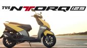 TVS Ntorq 125 commercial banner