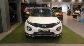 Tata Nexon Chennai Super Kings IPL Edition front