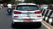 Third-gen Hyundai i30 rear spy shot India