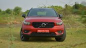 Volvo XC40 review front