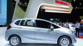 2017 Honda Jazz Hybrid profile
