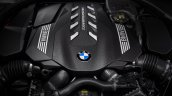 2018 BMW 8 Series Coupe engine
