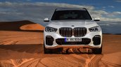 2018 BMW X5 (BMW G05) front leaked image