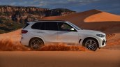 2018 BMW X5 (BMW G05) profile off-roading leaked image