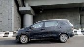 2018 Maruti Ertiga petrol spy shot side