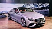 2018 Mercedes-AMG S 63 Coupe launched in India
