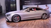 2018 Mercedes-AMG S 63 Coupe