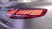 2018 Mercedes-AMG S 63 Coupe tail light detail