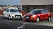 2018 Suzuki Swift launched in South Africa GA and GL grades