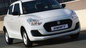 2018 Suzuki Swift launched in South Africa base triim
