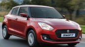2018 Suzuki Swift launched in South Africa