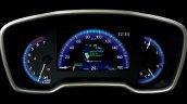 2018 Toyota Corolla Hatchback (Toyota Corolla Sport) instrument panel