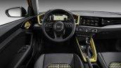 2019 Audi A1 Sportback interior