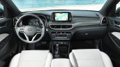 2019 Hyundai Tucson (facelift) dashboard